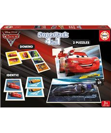 Educa superpack cars 3 - 04017199