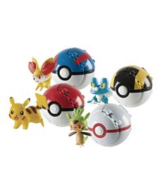 Pokeball throw´n pop - 03508873