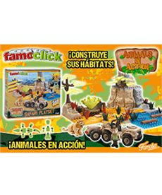 Famoclick animals safari