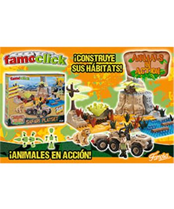 Famoclick animals safari - 13030629