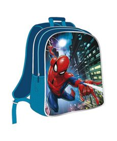Mochila escolar luces spiderman ref. 2100002028 - 70295997