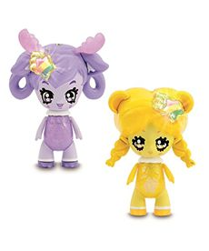 Honeymia y renelka 2 glimmies friends de 6 cm - 23400200