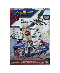 Spiderman web city play set - 25533990