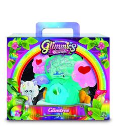Glimmies friends s2-casa árbol+1 glimmies exclusiv - 23403718