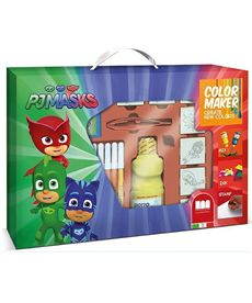 Color maker 7 sellos pj masks - 24246954