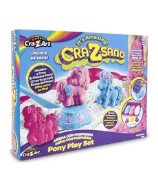Crazsand pony playset - 23319553