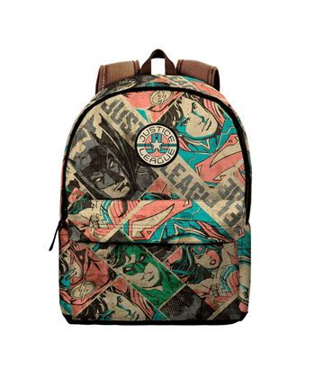 Mochila justice league - 20936872