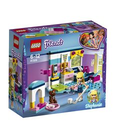 Dormitorio de stephanie lego friends - 22541328