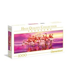 Puzzle 1000 flamingo dance - 06639427