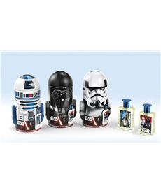 Hucha metal&edt 50ml star wars - 55802623