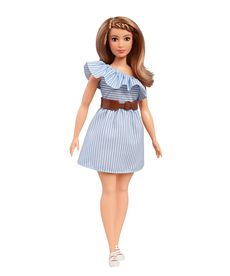 Barbie fashionista purely pinstriped - 24553485