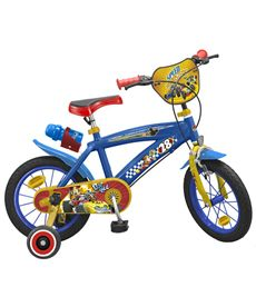 "Bicicleta 14"" mickey rooster - 34301414"