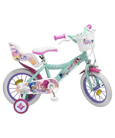 "Bicicleta 14"" shimmer and shine - 34301467"