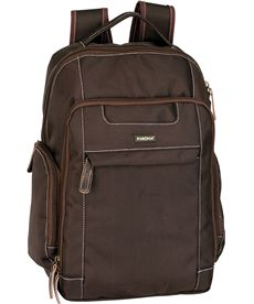 Daypack marron bn pr new york - 75651865