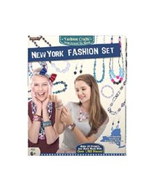 New york fashion set (1000 pzas/18 modelos) - 88300155