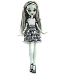 Monster high frankie mas vivas que muertas - 24504240