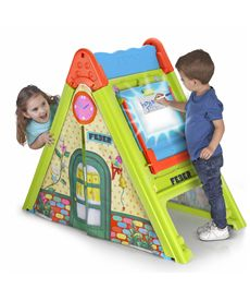 Play & fold light box house - 13001170