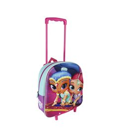 Mochila carro infantil 3d shimmer and shine ref. 2 - 70295691