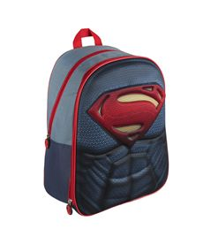 Mochila esc 3d superman 39 adapt 2100001621 - 70289028