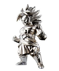 Super saiyan 2 broly 7.3 cm. dragon ball