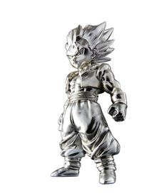 Gogeta mini de 7 cm. dragon ball