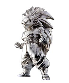 Super saiyan son gocu 7 cm. dragon ball