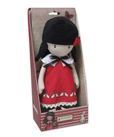 Muñeca gorjuss 30 cm time to fly - 50907333