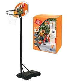 Canasta de basket junior ajustable - 25218294