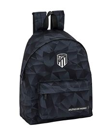 Mochila atletico de madrid black - 79133055