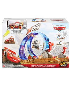 Disney cars-xrs superlooping carreras en el barro - 24570759(1)