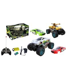 Radio control cross country doble - 97206888