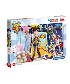 Puzzle 104 toy story 4 - 06627129