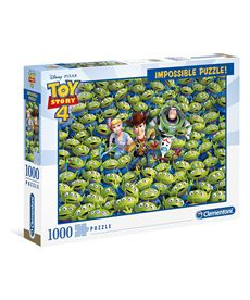 Puzzle 1000 imposible toy story 4 - 06639499