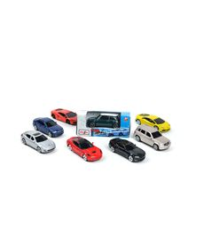 Coche fresh metal pack 3 coches - 34011003