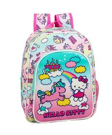 Mochila infantil adapt.carro hello kitty - 79134334