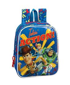 Mochila guarderia adapt.carro toy story - 79133747