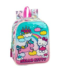 Mochila guarderia adapt.carro hello kitt - 79134336