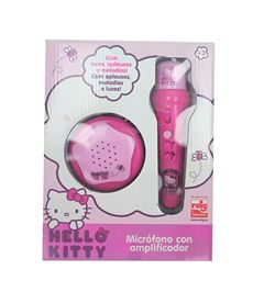 Micro de mano hello kitty - 31001501