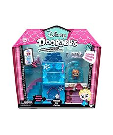 Doorables fantasy playset (frozen & rapunzel) - 13006196