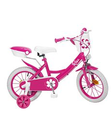 "Bicicleta 14"" colors rosa - 34314122"