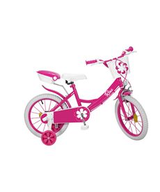 "Bicicleta 16"" colors rosa - 34316233"