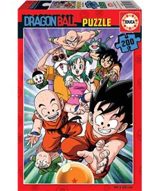 Puzzle 200 dragon ball fsc(r) - 04018215
