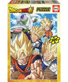 Puzzle 500 dragon ball - 04018216