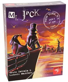 Mr.jack nueva york - 50300300