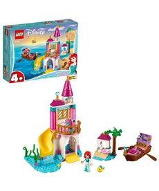 Castillo en la costa de ariel disney princess - 22541160