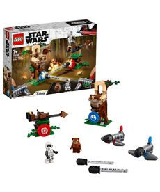 Star wars - action battle: asalto a endor - 22575238