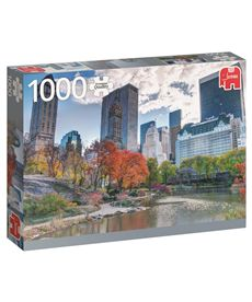 Puzzle 1000 central park new york - 09518350