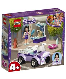 Clínica veterinaria móvil de emma lego friends - 22541360