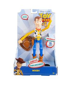Toy story 4 woody luces y sonidos - 24578669
