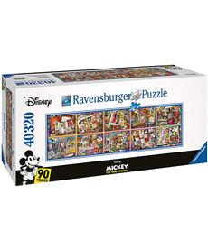 Puzzle 40000 mickey - 26917828